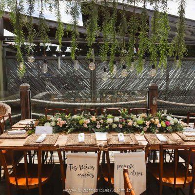 mesa de convidados pier 151